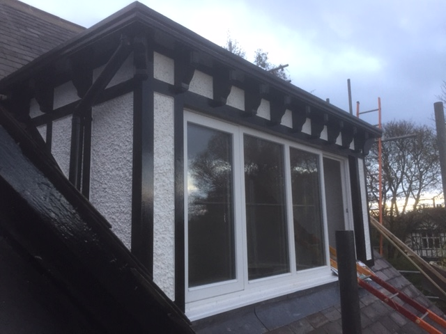 Example of tudor dormer min